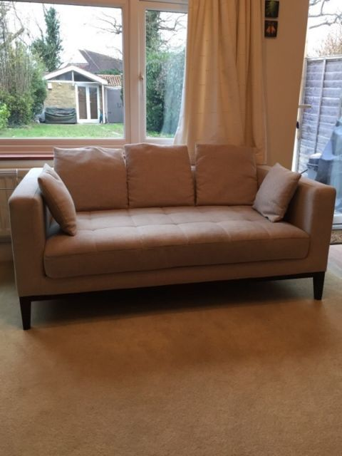 Swell Dwell Limoges 2 Seater Sofa For Sale 200Ono Rrp 799 On Gmtry Best Dining Table And Chair Ideas Images Gmtryco