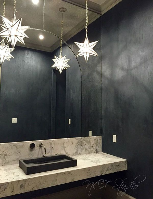 Modern Masters Metallic Plaster Wall Finish | Gorgeous Project by Nena  Garza-Sexton of NCF