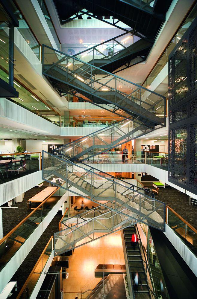 Santos Headquarters In Adelaide Australia