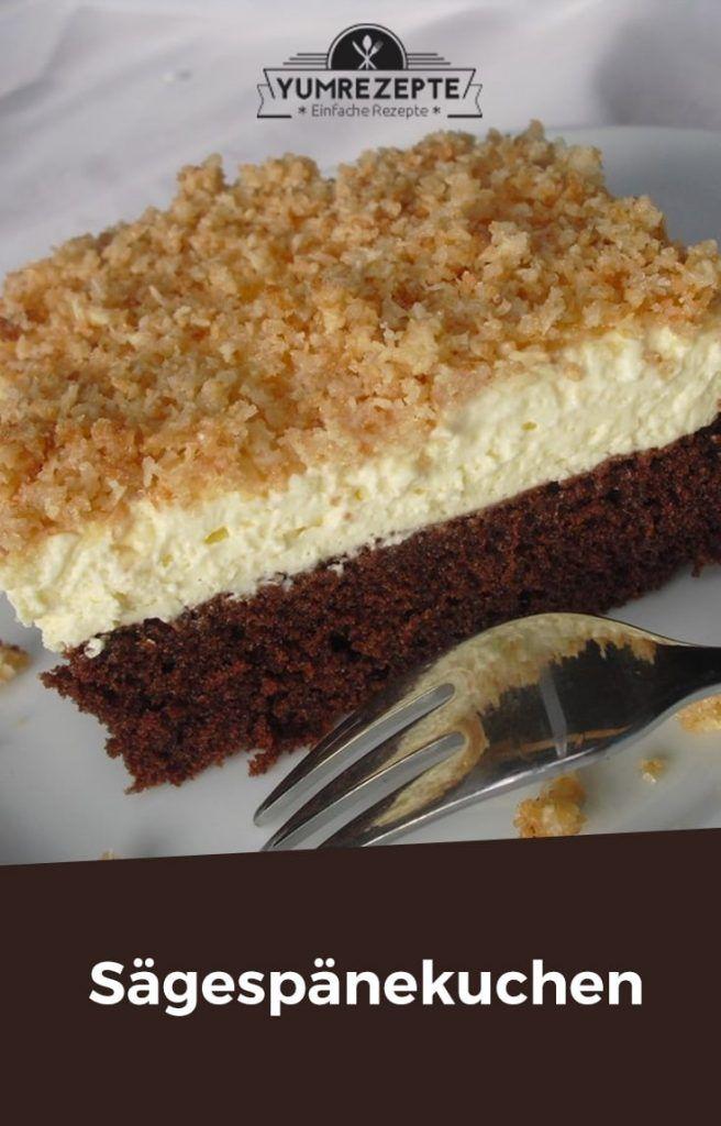 Sägespänekuchen – Yum Rezepte #kuchenkekse