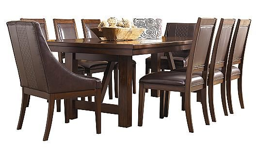 Holloway Dining Room Extension Table Home Sweet