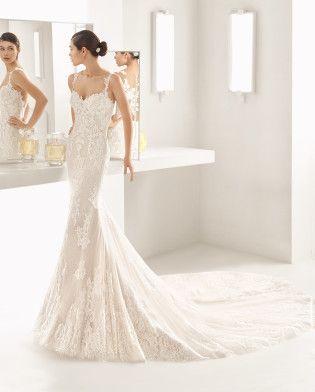 || OBOE || Rosa Clara || Emma and Grace Bridal || Denver Colorado Bridal Shop || #RosaClara #weddingdress #bride emmaandgracebridal.com