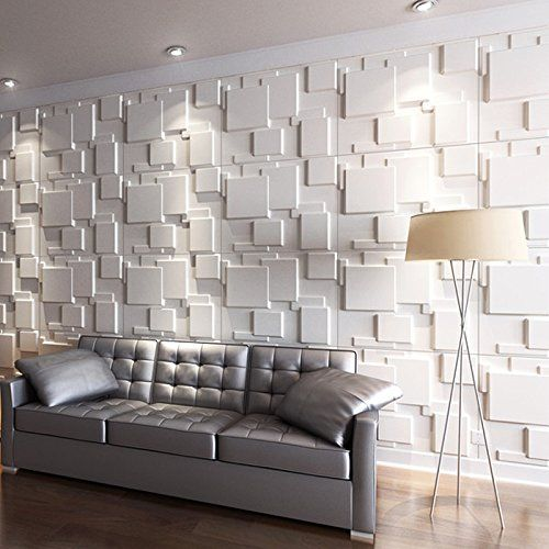 Art3d 3D Wall Panels For Interior Wall Decoration Brick D... This Would Be  Super Cool For Office Space