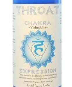 Chakra Candle Throat (Vishuddha))
