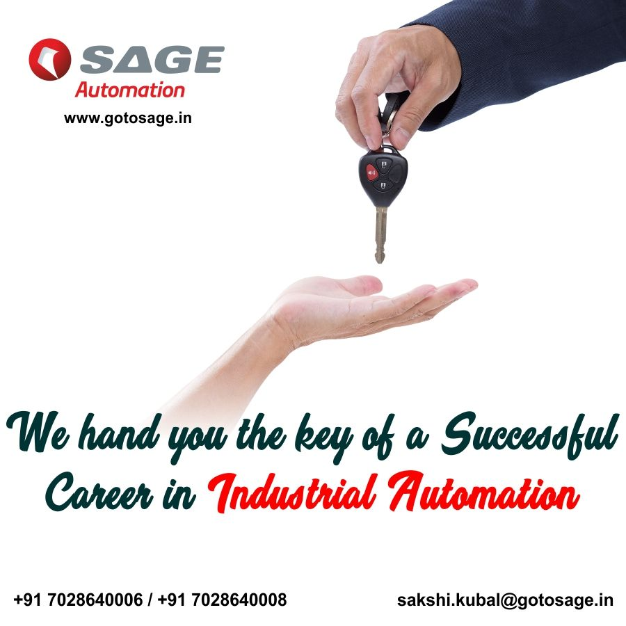 Industrial automation automation train industrial
