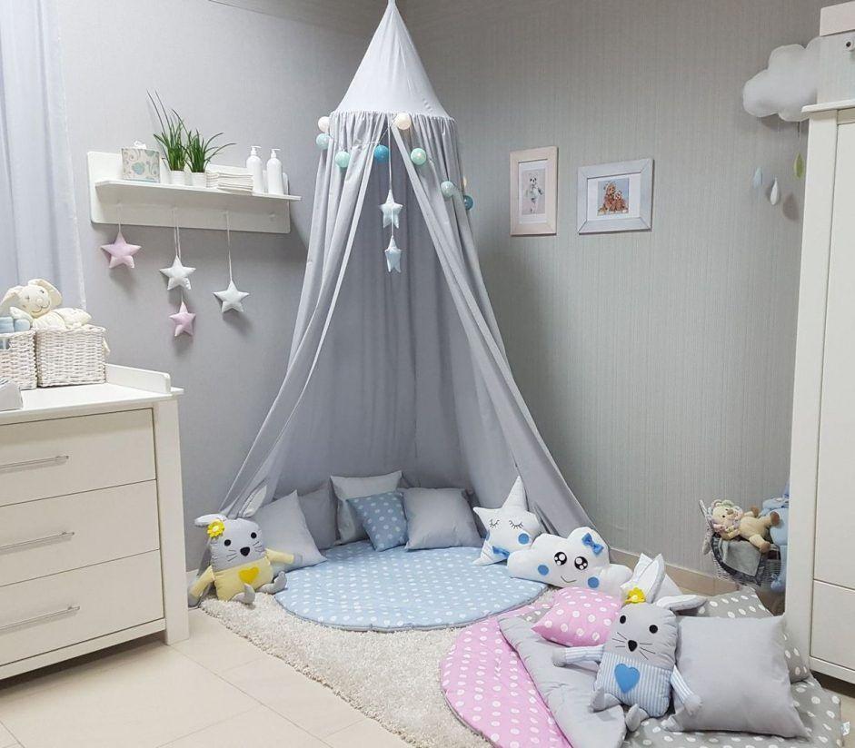Innenarchitektur Kuhles Rosa Grau Kinderzimmer Bamajawelt 4673