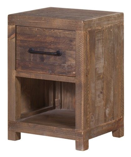 Stonemill Bedside Cabinet Madera