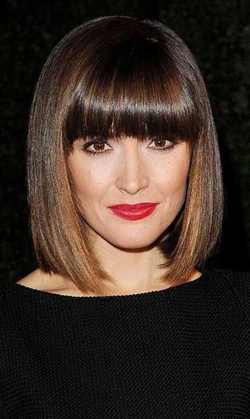 30 Super Short Haircuts With Bangs