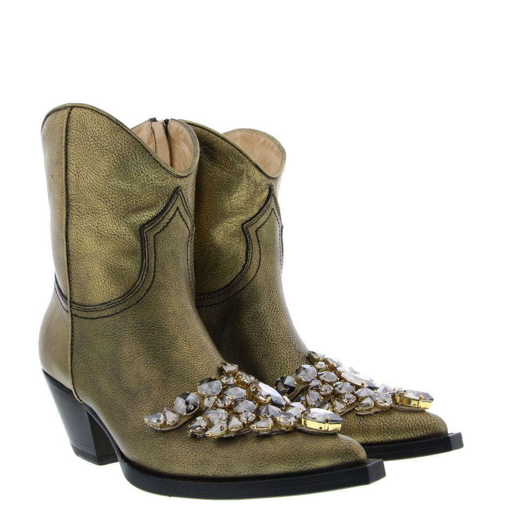 Boutique en ligne Bottines Haut Gamme et Luxe | Mercedeh : GAIA INVECCH by Mercedeh Shoes