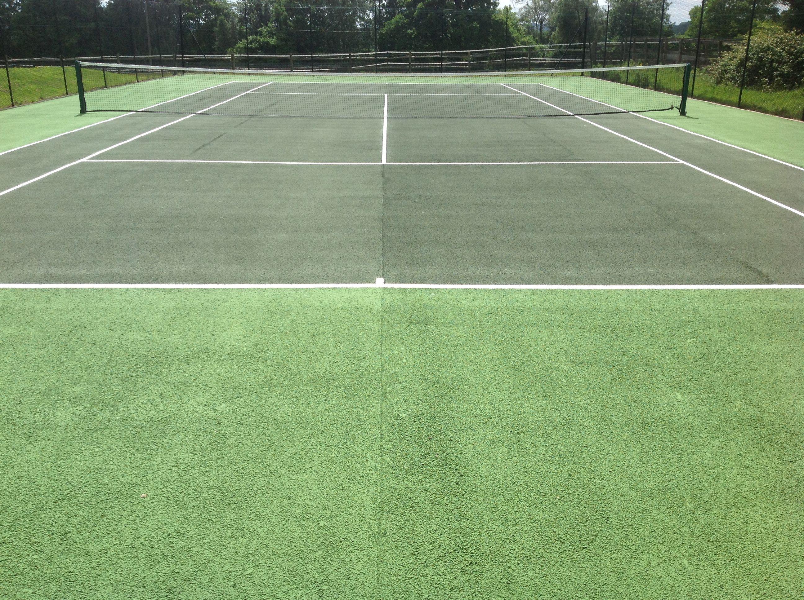 Tennis Court Repair Specialists In Staffordshire 3 Tennis Court