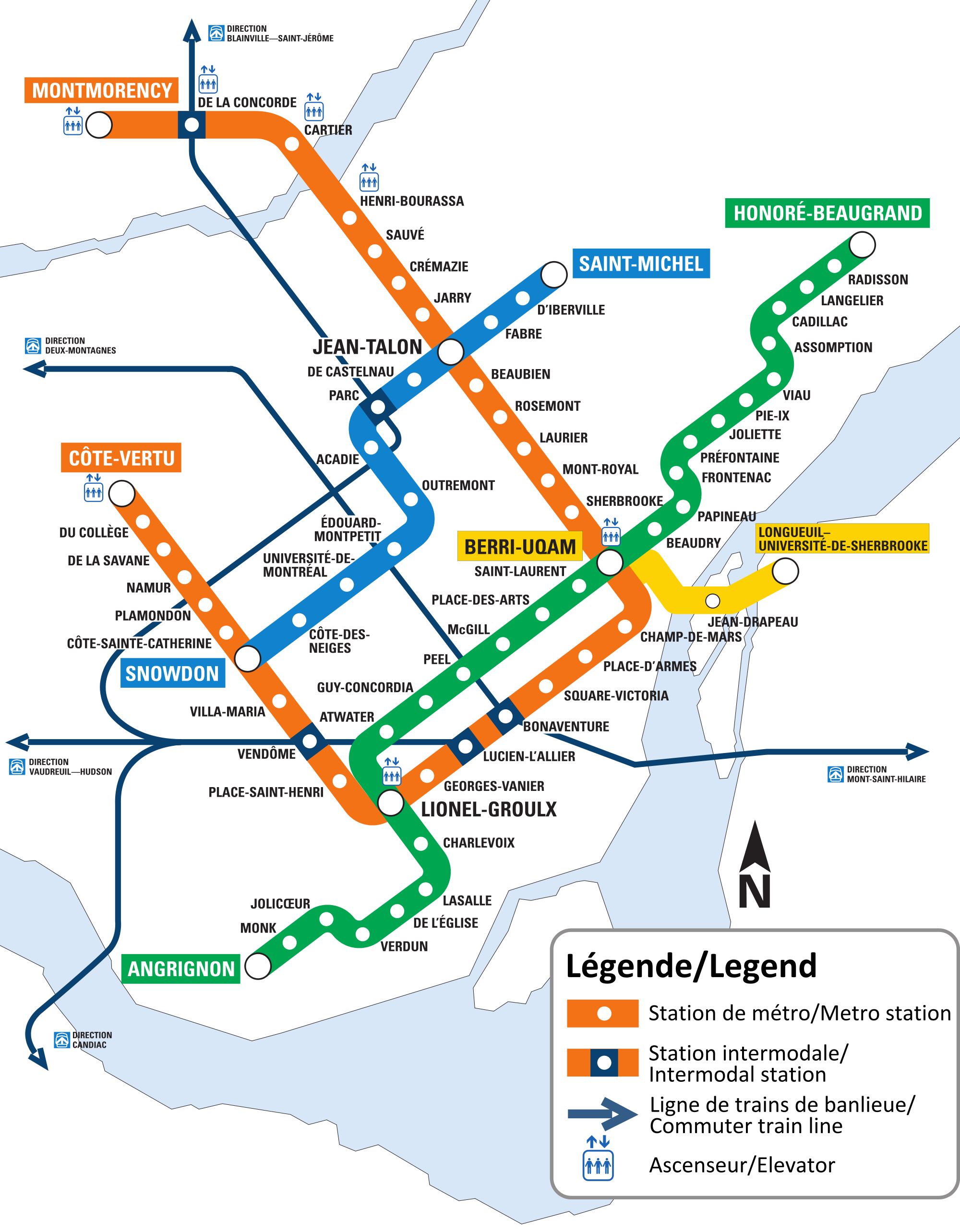 Map Of Canada Quebec Montreal.Metro Of Montreal Montreal Montreal Travel Montreal Canada