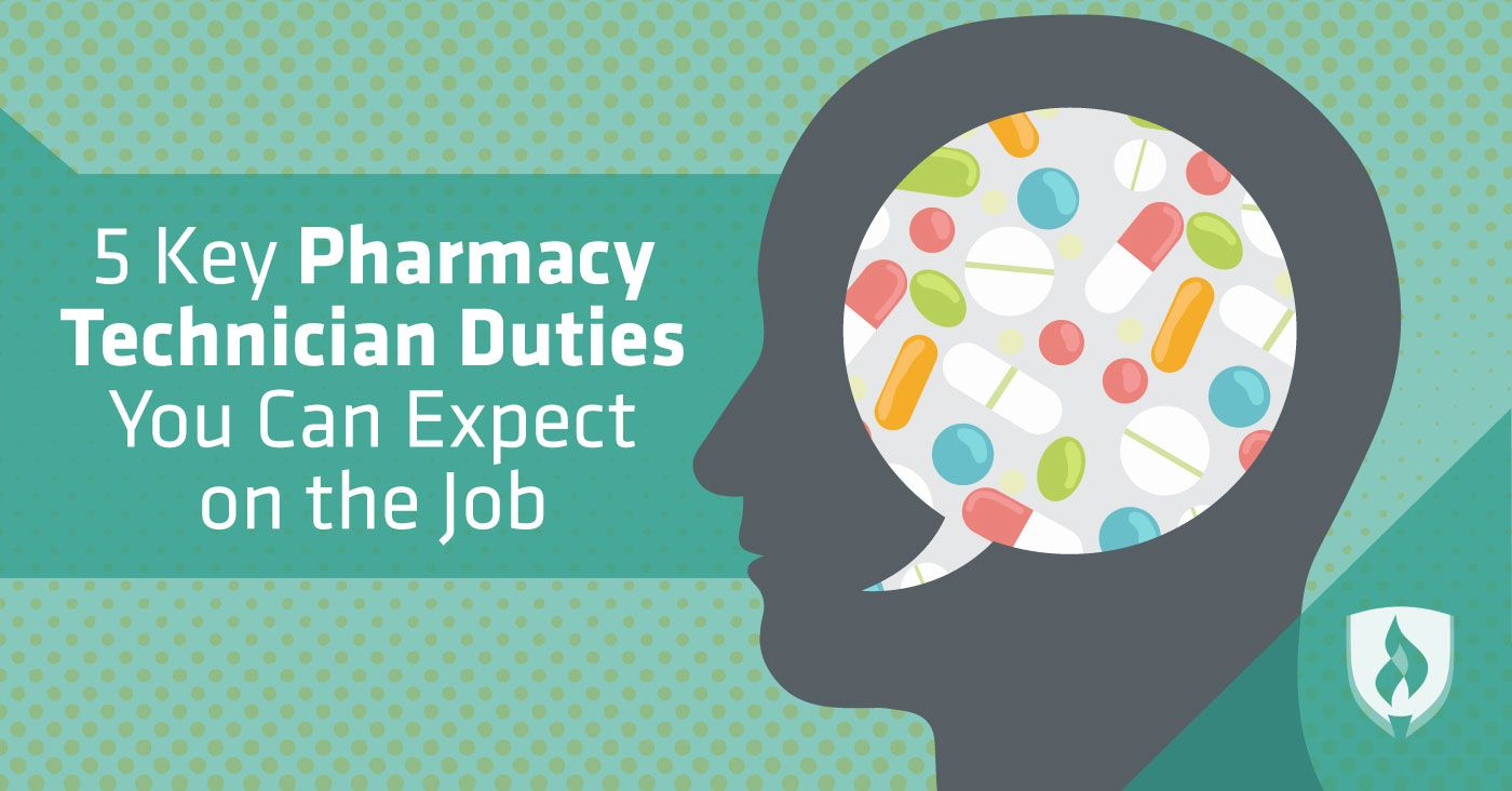 What do Pharmacy Technicians do every day on the job? Find