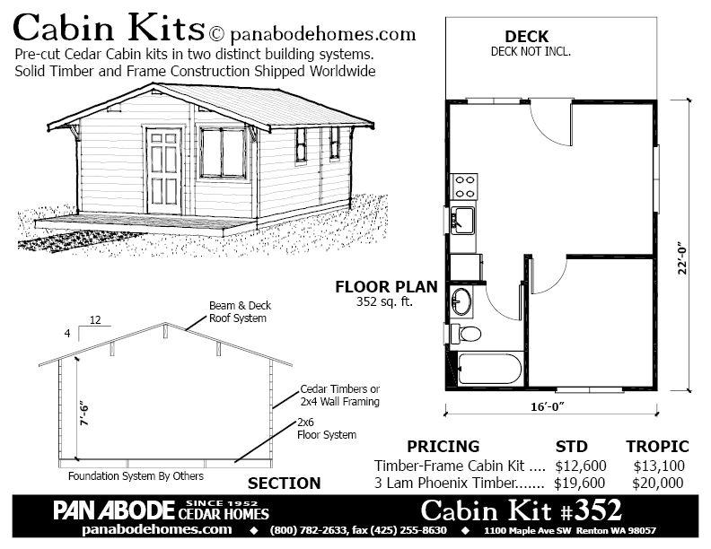 cabin 352.jpg 792×612 pixels | River | Pinterest | Cabin, Cabin kits ...