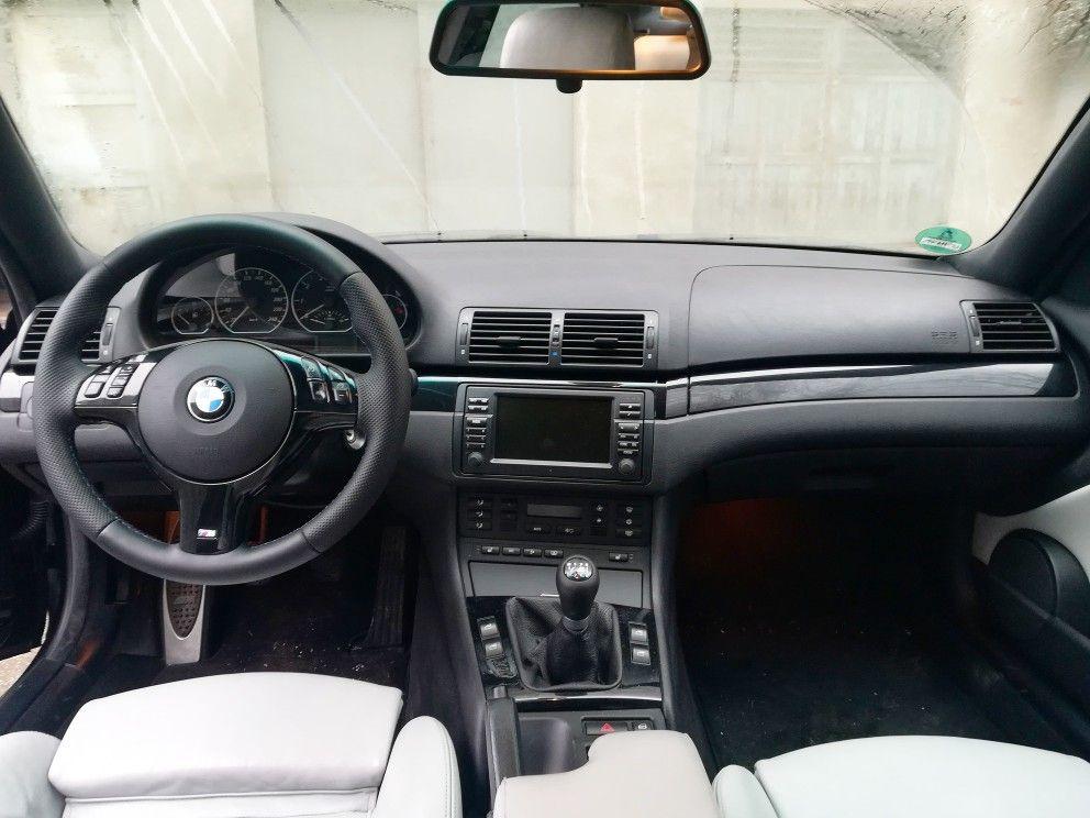Interior Bmw E46 330ci Individual Bmw E46 Bmw Bmw 3 Series
