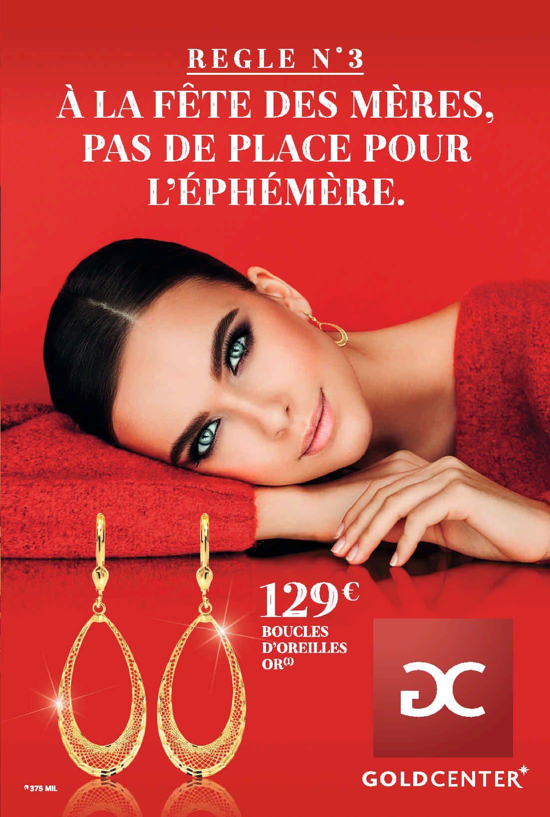 Catalogue Bijoux Gold Earrings Jewelry