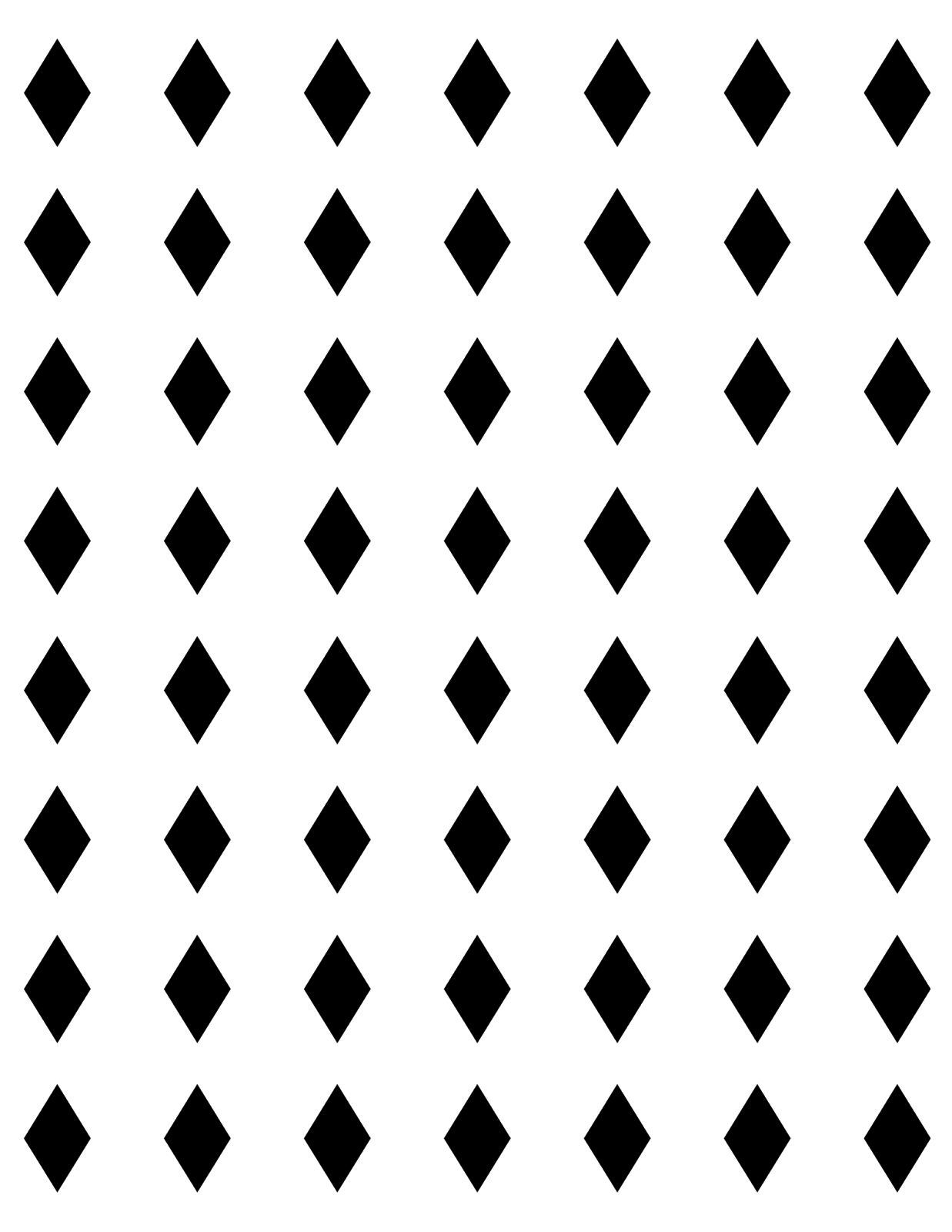 85X11+Diamond+Grid+Stencilpng (1237 1600)