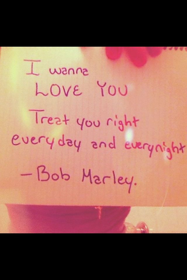 Our wedding song    Bob Marley Is this Love | Quotes | Bob