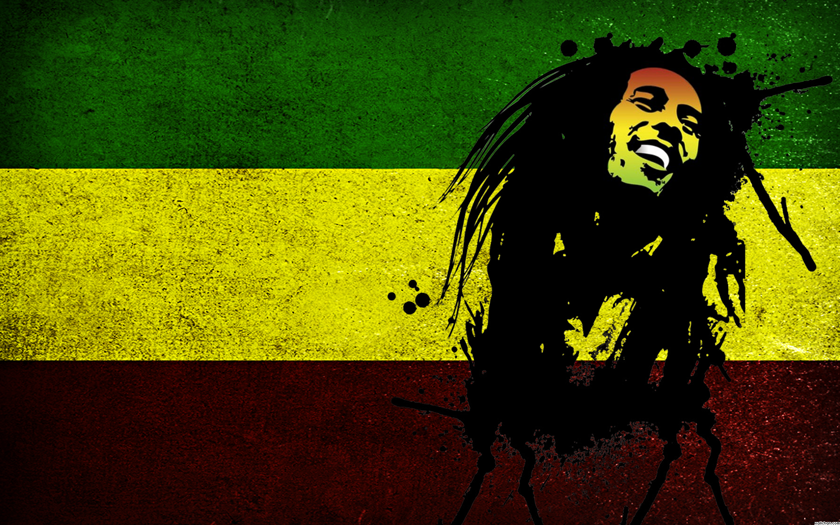 Hd Wallpapers Bob Marley Rasta Vector Hd Wallpaper In Desktop
