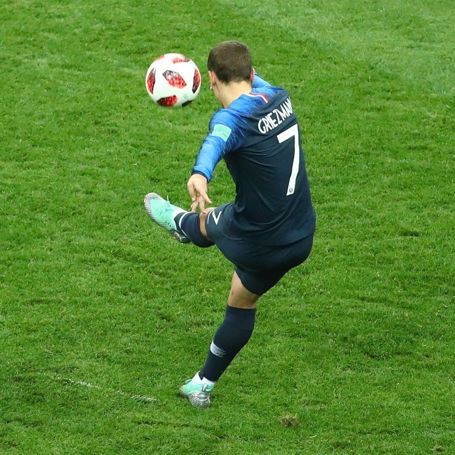 La France est championne du monde ! France croatie