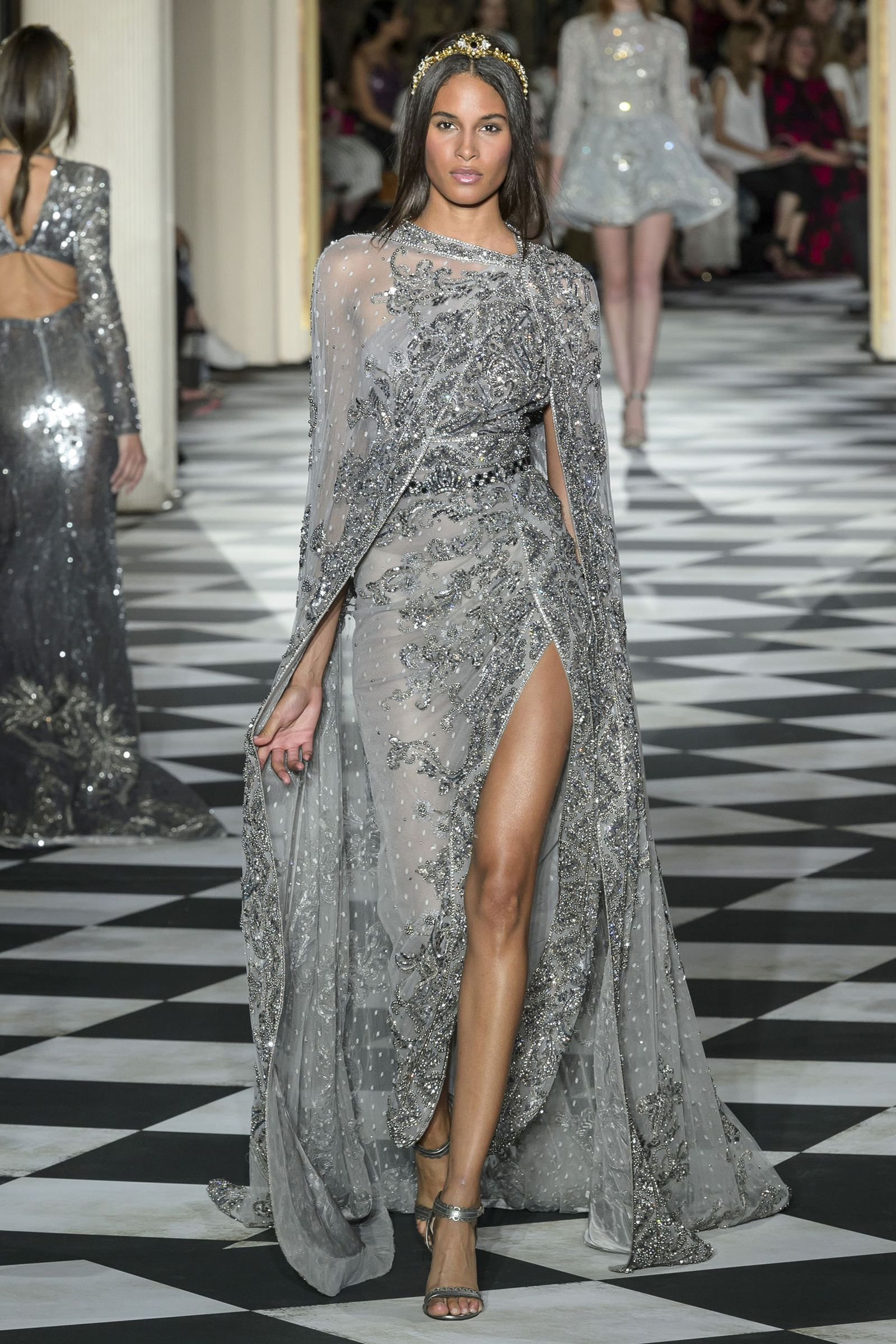 Zuhair Murad Autumn Winter 2019 Couture Collection Dresses