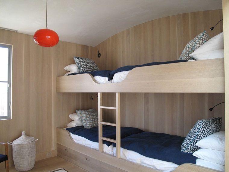 Letto A Castello Moderno.Letto A Castello Quadruplo Per Avere Un Mobile Moderno Home