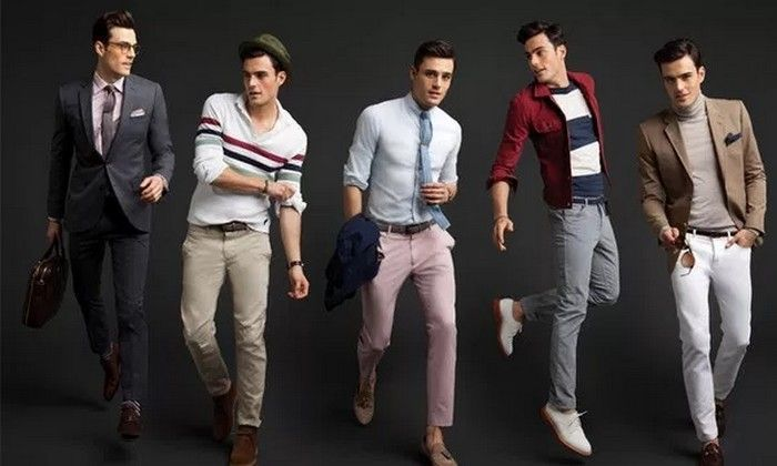 List Of Different Types Of Fashion Styles Men Style Tips Types Of Fashion Styles Menswear