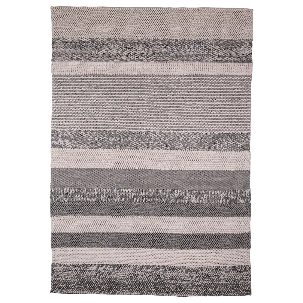 Holmstrup Tapis Fait Main Gris Ikea In 2020 Rugs Rugs On Carpet Handmade Home Decor