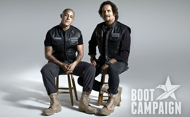 Sons Of Anarchy Actors Stay In Costume For Psa Sons Of Anarchy Sons Of Anarchy Actors Kim Coates