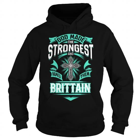 I Love BRITTAIN BRITTAINYEAR BRITTAINBIRTHDAY BRITTAINHOODIE BRITTAIN NAME BRITTAINHOODIES  TSHIRT FOR YOU Shirts & Tees