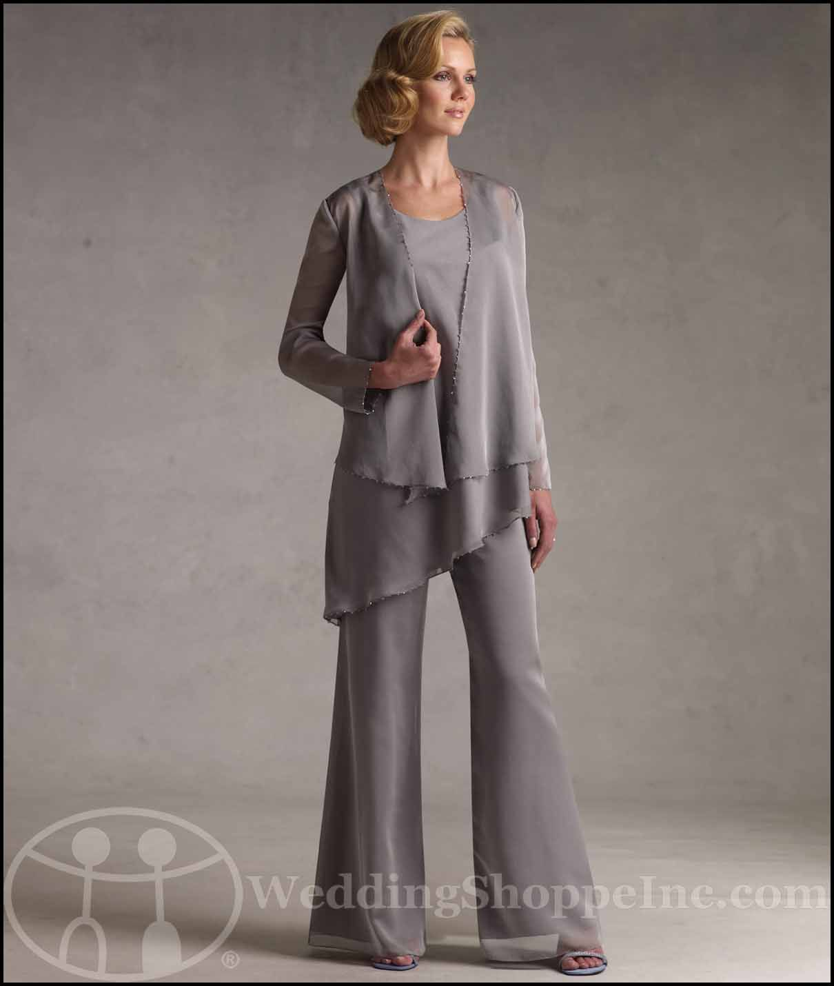 Mother of the Bride Pant Suits at the | Wedding shoppe, Feminine and ...