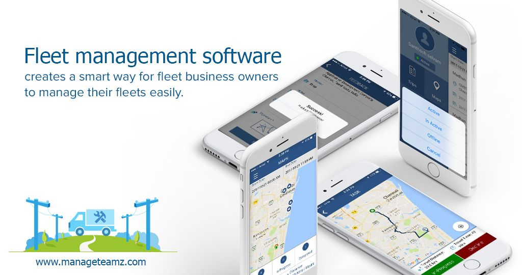 A best fleet tracking mobile app creates smart way for