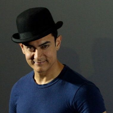 Image result for aamir khan fedora