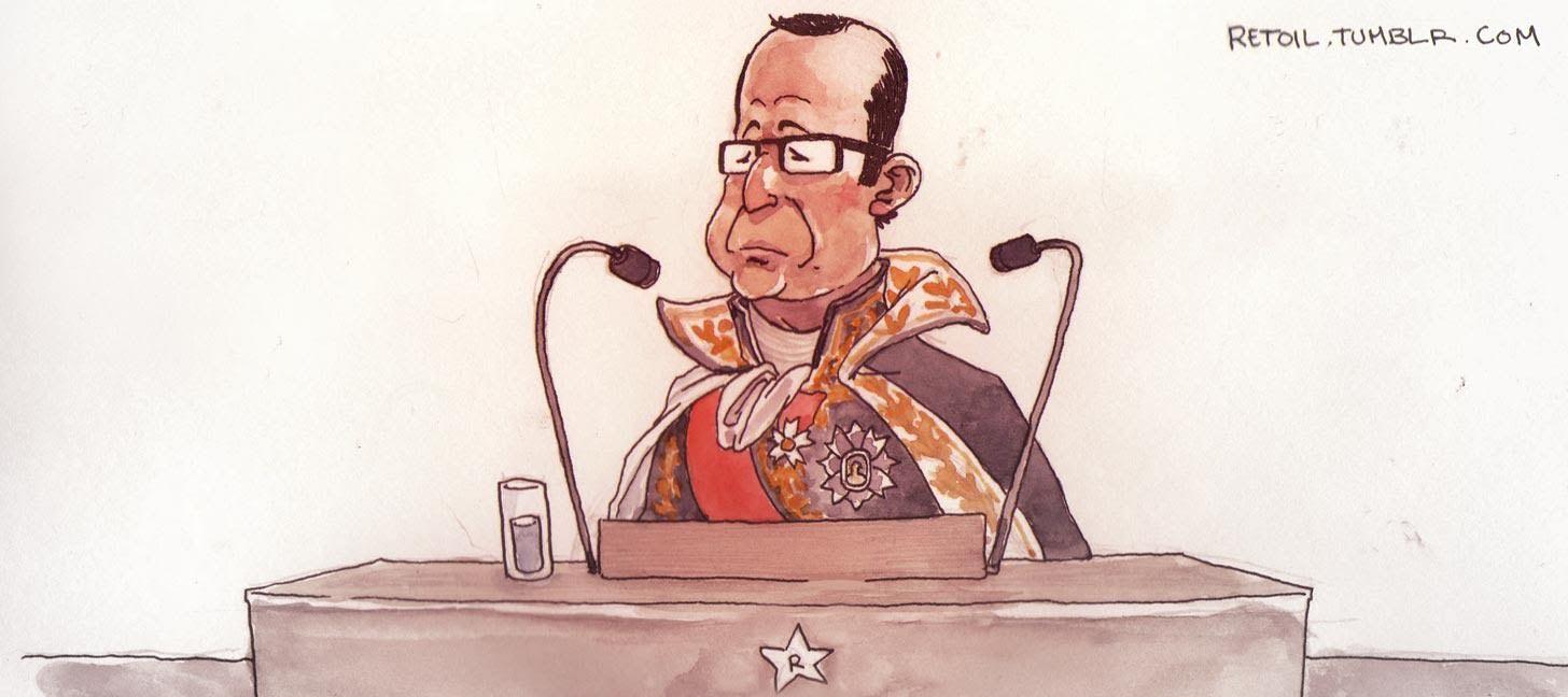 François Hollande, ou l'art de récupérer sa propre incurie