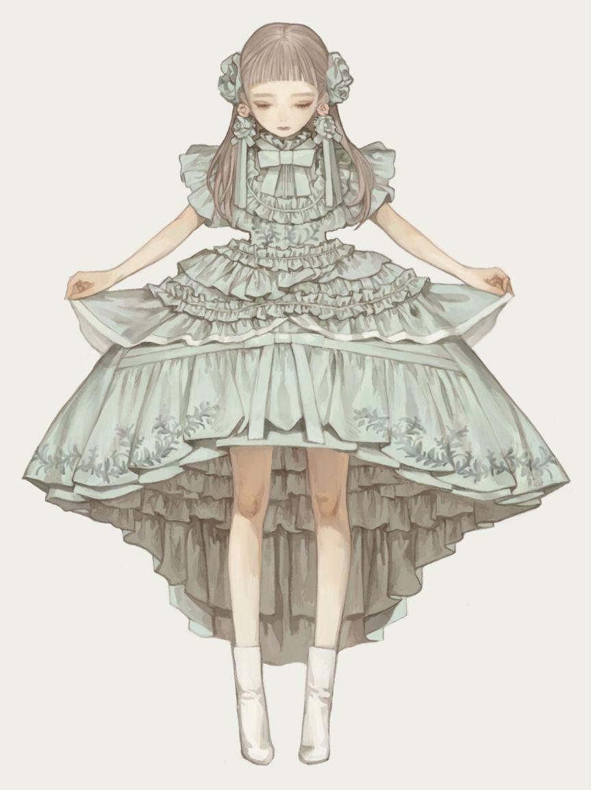 情報 看的我屁股一緊 ㄐㄐ也硬 場外休憩區 哈啦板 巴哈姆特 アニメの服装 キュートなアート アートガール