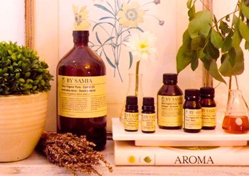 Os aromas e seus segredos. #aromaterapia #bemestar #amomassagem
