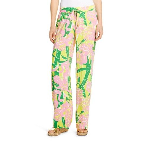 a9bd060c362b2 Lilly Pulitzer for Target Women s Palazzo Pant - Fan Dance ...