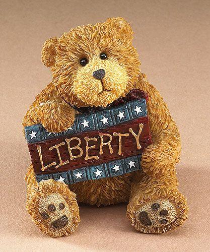 Patrick! | My Resin Boyds Bear Collection | Bear, Teddy bear