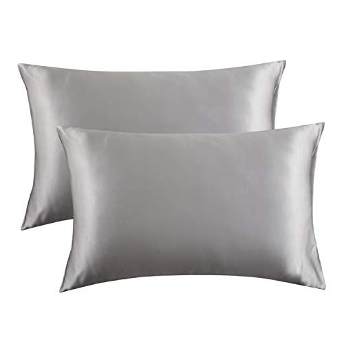 These Silk Pillowcases Prevent Bedhead And Wrinkles While You Sleep In 2020 Satin Pillowcase Hair Satin Pillowcase Satin Pillow