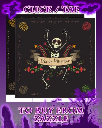 Dia de los Muertos Halloween Party Invitation |  Dia de los Muertos Halloween Party Invitation