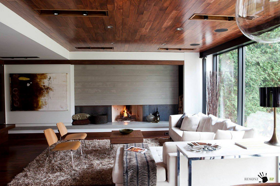 Awesome 10 Incredible Wood Ceiling Ideas For Unique Living