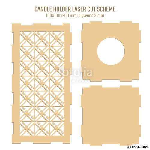 laser cut lantern pattern  Pin on Boxes and Various templates.