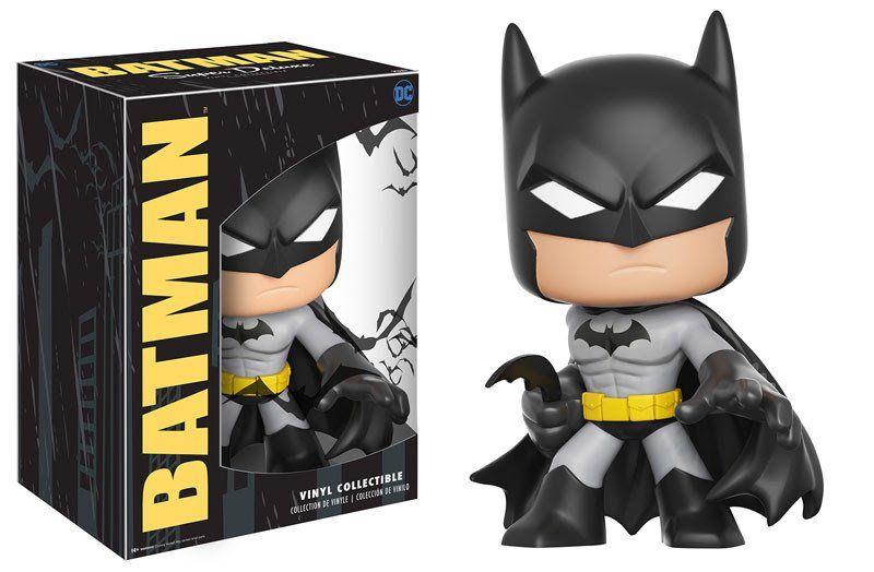 Funko Super Deluxe Vinyl Dc Heroes Batman 10 Inch Figure Preorder Vinyl Art Toys Vinyl Figures Batman