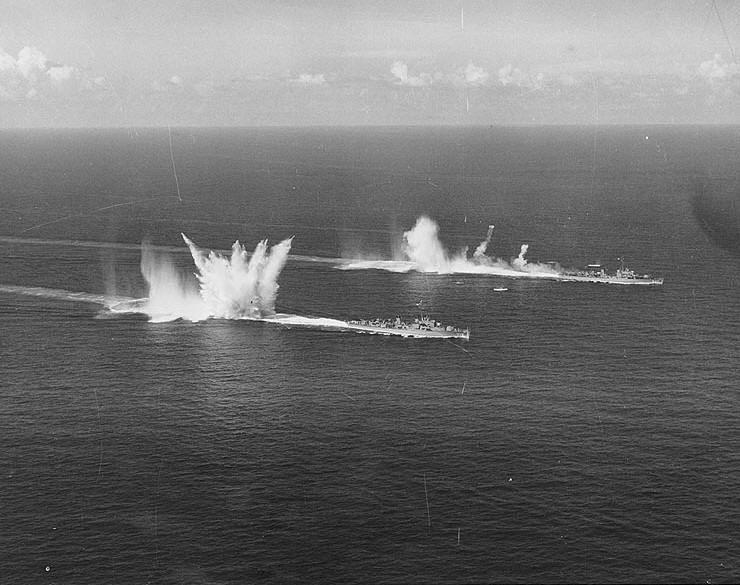 Submarine Warfare Ww2