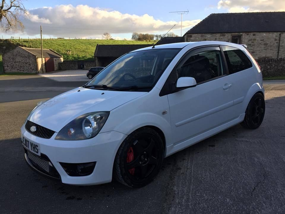 Looking For A Ford Fiesta St 150 Turbo Track Car Road Ready Race