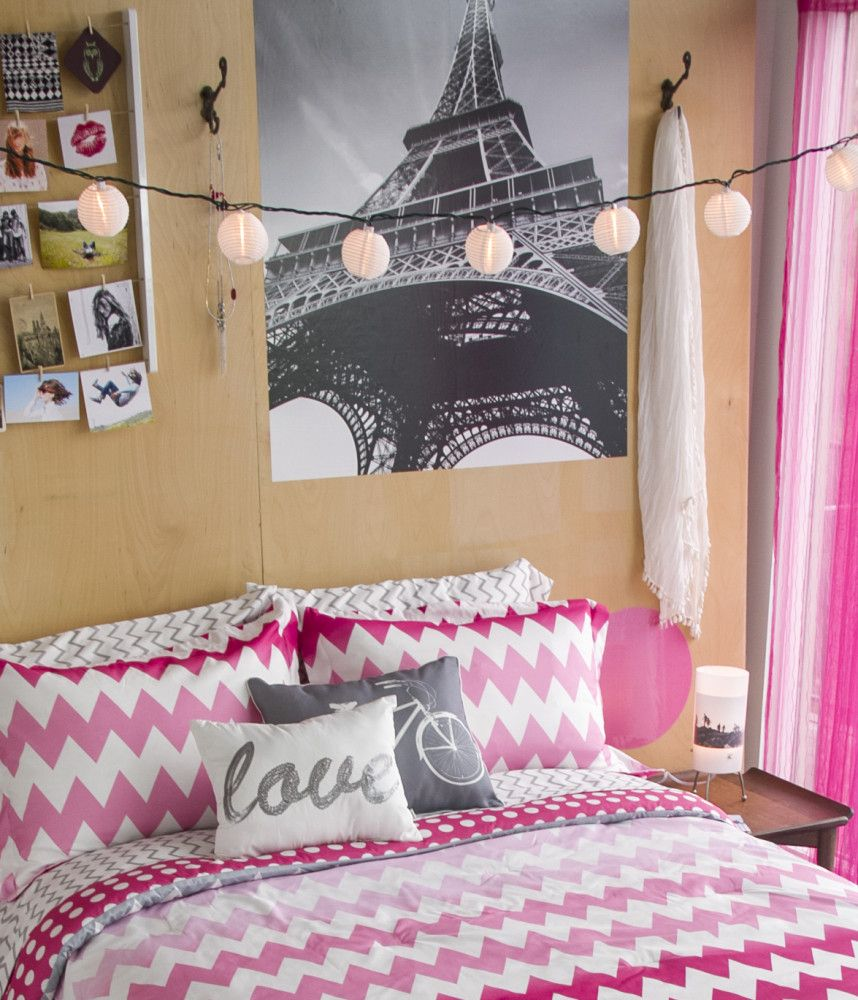 Eiffel tower bed in a bag - Chevron Bed In A Bag Aeropostale