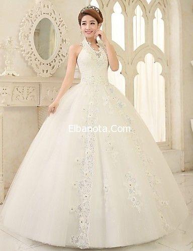 4f2a456fcf521 فساتين زفاف دانتيل منفوشة موديلات فساتين اعراس 2015