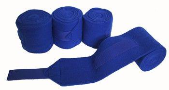 Blue Polo Wraps