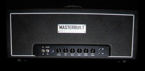 masterbuilt amps boutique ultra high gain 100w metal head tube guitar amplifiers cool. Black Bedroom Furniture Sets. Home Design Ideas