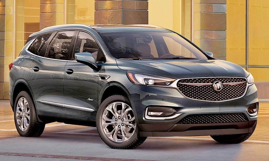 Sales Of The Avenir Crossover Are High Buick Wants To Build More Http Www Autonews Com Article 20180723 Oem04 180729924 Buick Avenir Buick Enclave Buick Suv