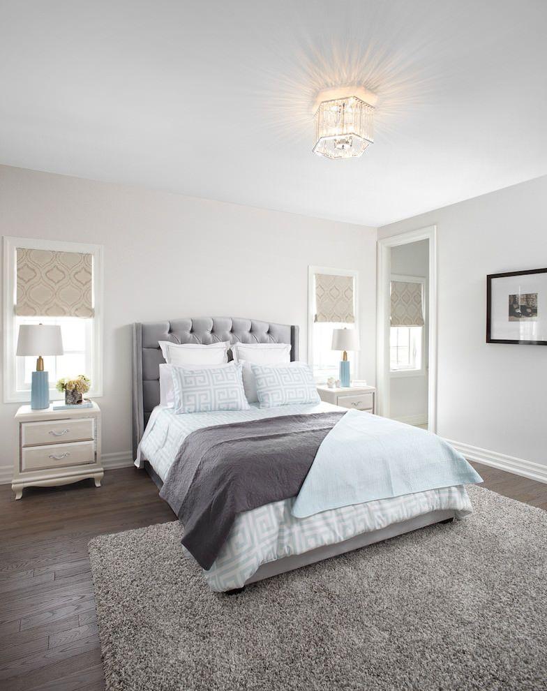 chambre à coucher classique Décor style classique française